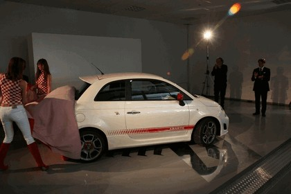 2008 Fiat 500 Abarth unveiling 6