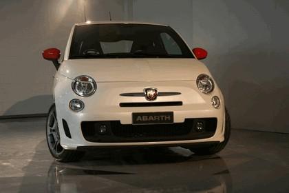 2008 Fiat 500 Abarth unveiling 9