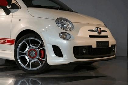 2008 Fiat 500 Abarth unveiling 10
