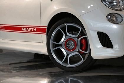 2008 Fiat 500 Abarth unveiling 11