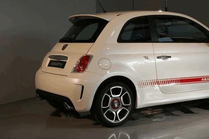 2008 Fiat 500 Abarth unveiling 14