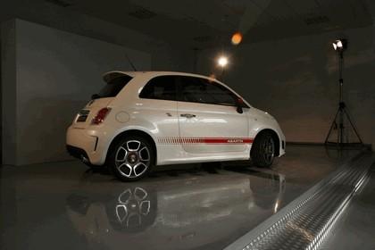 2008 Fiat 500 Abarth unveiling 15