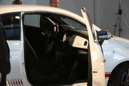 2008 Fiat 500 Abarth unveiling 16