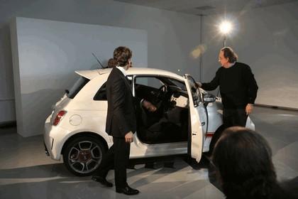 2008 Fiat 500 Abarth unveiling 18