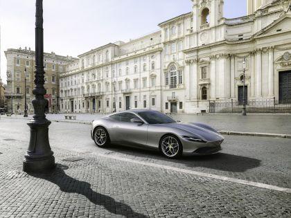 2020 Ferrari Roma 1