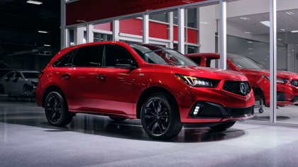 2020 Acura MDX PMC Edition 7