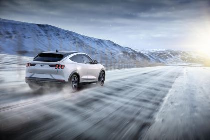 2021 Ford Mustang Mach-E 21