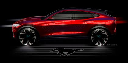 2021 Ford Mustang Mach-E 53