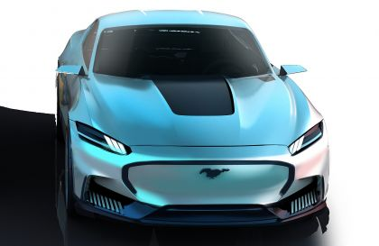 2021 Ford Mustang Mach-E 60