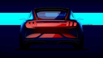 2021 Ford Mustang Mach-E 61