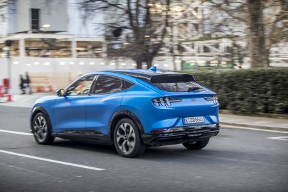 2021 Ford Mustang Mach-E 119