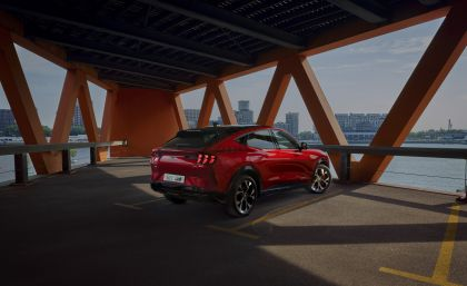2021 Ford Mustang Mach-E 156