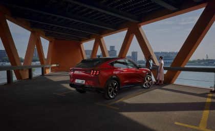 2021 Ford Mustang Mach-E 157