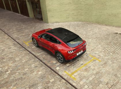 2021 Ford Mustang Mach-E 160