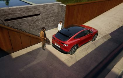 2021 Ford Mustang Mach-E 168