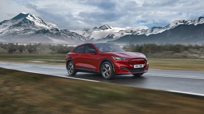2021 Ford Mustang Mach-E 170