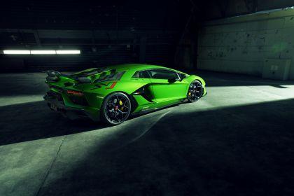 2019 Lamborghini Aventador SVJ by Novitec 2
