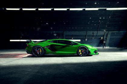 2019 Lamborghini Aventador SVJ by Novitec 6