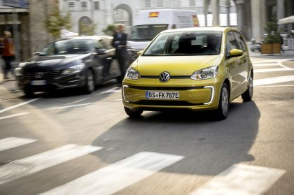2020 Volkswagen e-Up 10