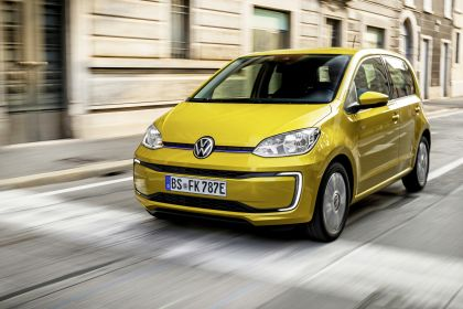 2020 Volkswagen e-Up 12