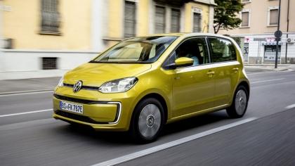 2020 Volkswagen e-Up 4