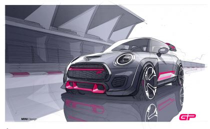 2020 Mini John Cooper Works GP 52