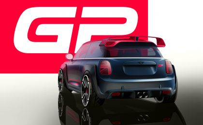 2020 Mini John Cooper Works GP 55