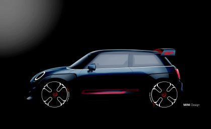 2020 Mini John Cooper Works GP 57