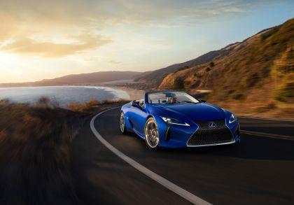 2021 Lexus LC 500 convertible 1