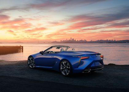 2021 Lexus LC 500 convertible 2