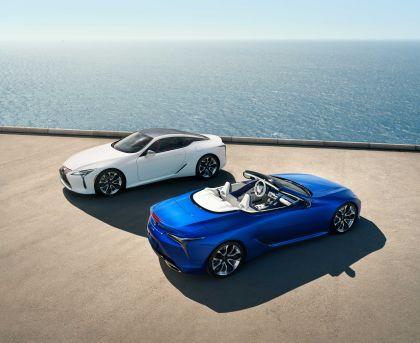 2021 Lexus LC 500 convertible 7
