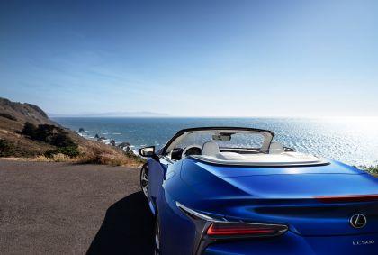 2021 Lexus LC 500 convertible 8