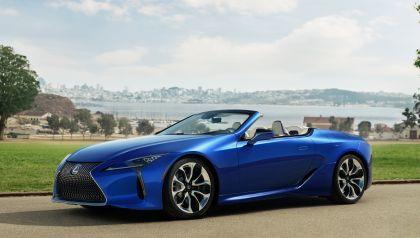 2021 Lexus LC 500 convertible 9