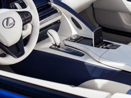 2021 Lexus LC 500 convertible 11