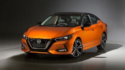 2020 Nissan Sentra SR 9