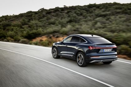 2020 Audi e-Tron Sportback 16