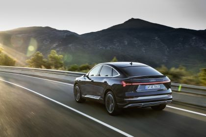 2020 Audi e-Tron Sportback 17
