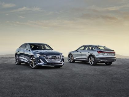 2020 Audi e-Tron Sportback 28