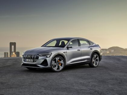 2020 Audi e-Tron Sportback 29