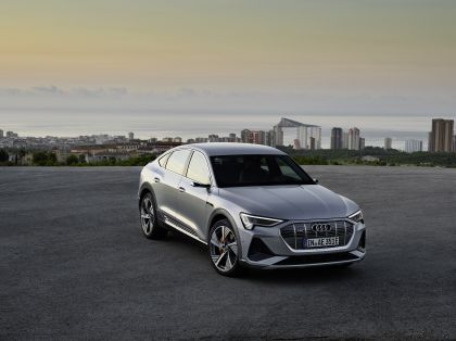 2020 Audi e-Tron Sportback 31