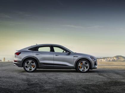 2020 Audi e-Tron Sportback 34