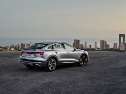 2020 Audi e-Tron Sportback 39