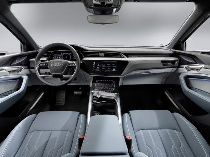 2020 Audi e-Tron Sportback 49