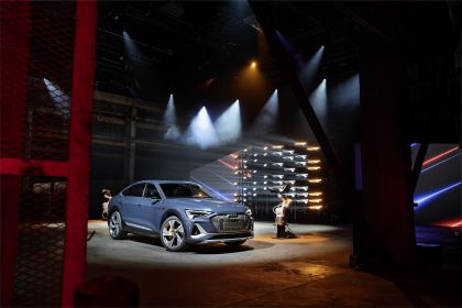 2020 Audi e-Tron Sportback 54
