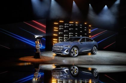 2020 Audi e-Tron Sportback 55