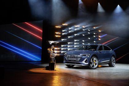 2020 Audi e-Tron Sportback 56
