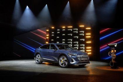 2020 Audi e-Tron Sportback 58