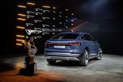 2020 Audi e-Tron Sportback 61