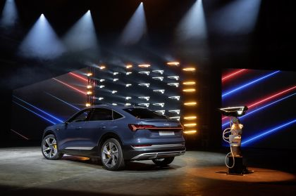 2020 Audi e-Tron Sportback 62