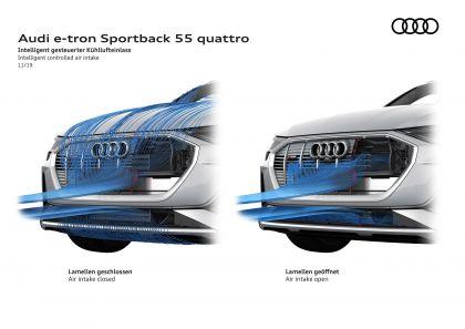 2020 Audi e-Tron Sportback 70